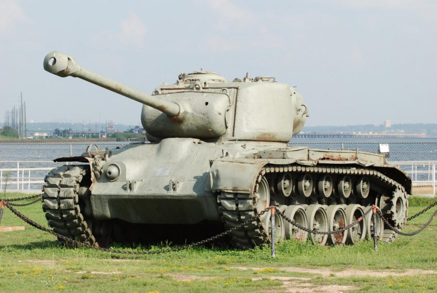 History of Tanks