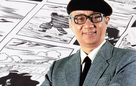 The god of anime and manga, Osamu Tezuka