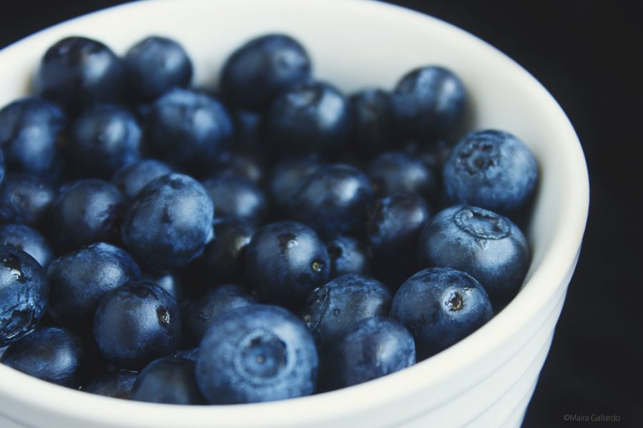 Health Benefits from Blueberries