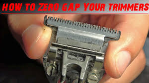 How to Zero Gap a clipper