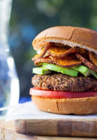 Easy Vegan Burgers