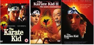 The Karate Kid Series (1984-1989)