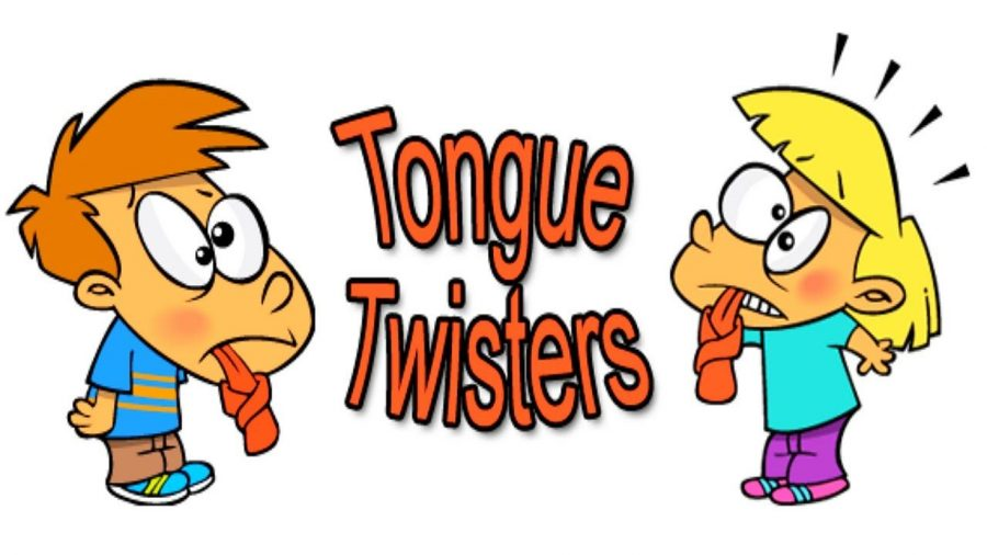 Top 8 Tongue Twisters