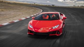 Lamborghini Hurricane Evo