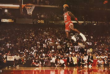 The Story Of Michael Jordan