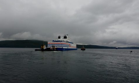Could Floating Nuclear Power Be The Future?