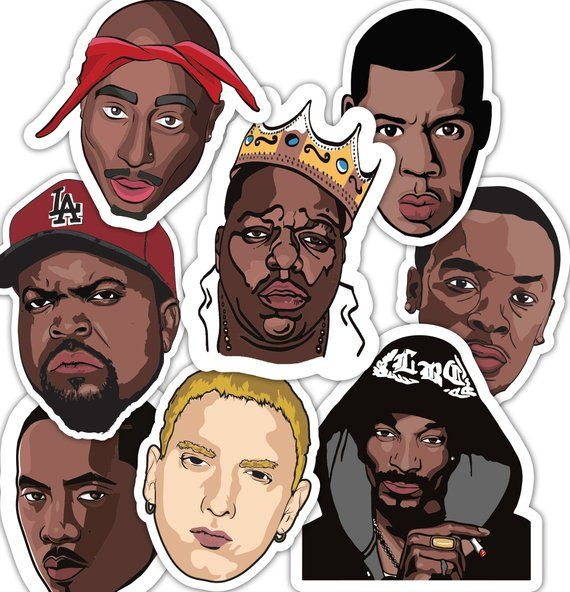 The Best Rappers in the 90's