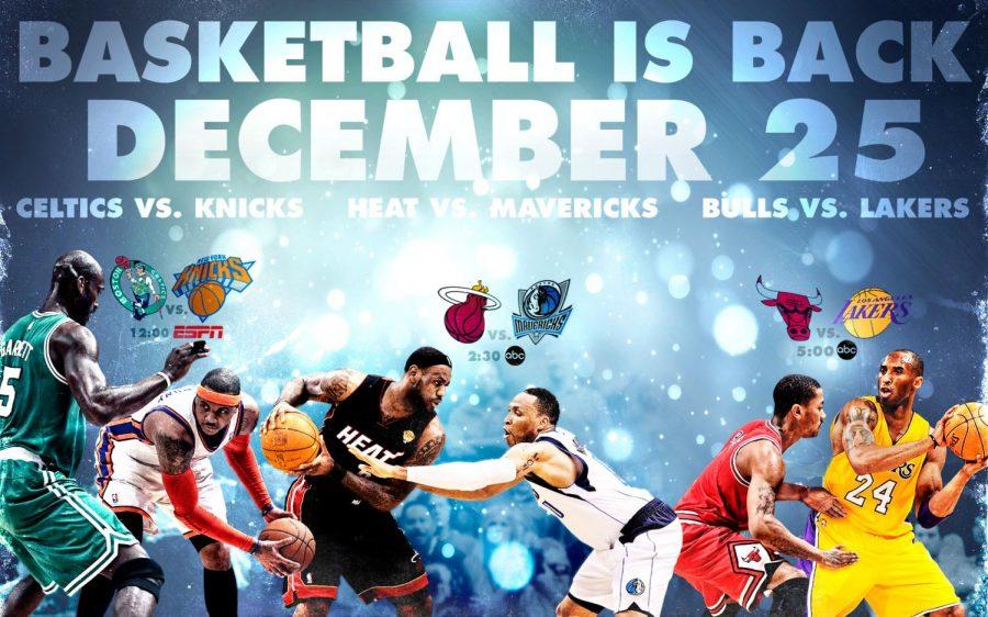The NBA Christmas Games