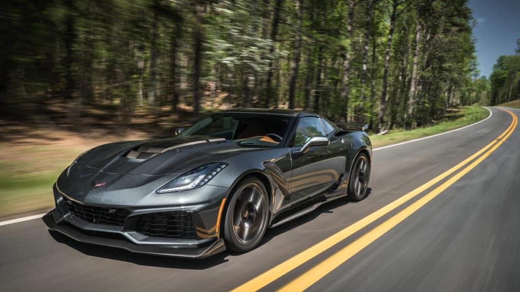 2019 Corvette Zr1 >> 2019 Corvette Zr1 The Voyager