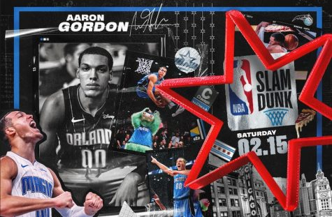 Aaron Gordon Got Robbed From the NBA Dunk Contest Twice