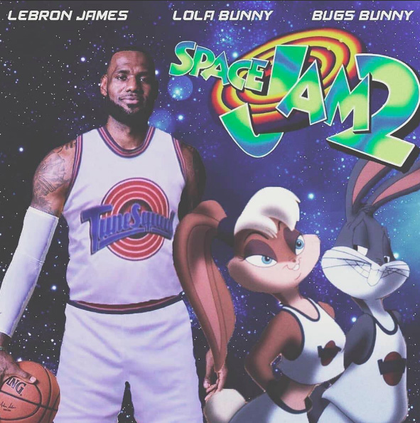 Space Jam 2 Coming Out In 2021