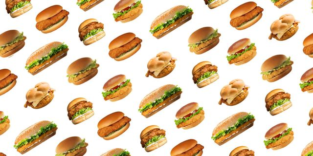 Top 5 Chicken Sandwiches