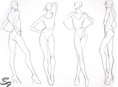 Why I want to be a Fashion Model/Model