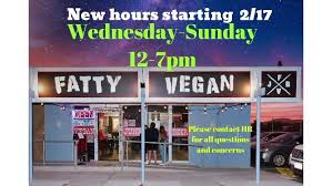Fatty Vegan: How Do You Open a Restaurant in the Age of Covid-19?
